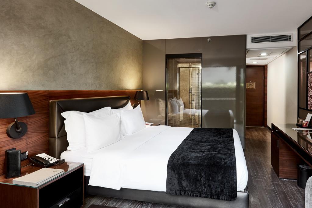اتاق های هتل گزی بسفروس استانبول