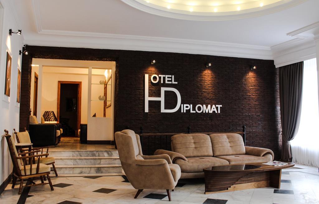 هتل دیپلمات تفلیس گرجستان