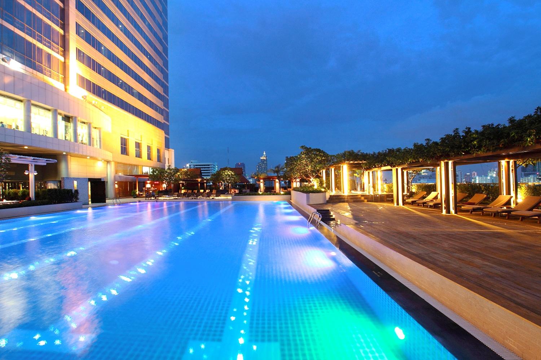 امکانات رفاهی و رستوران های هتل پاتوموان پرنسس بانکوک تایلند