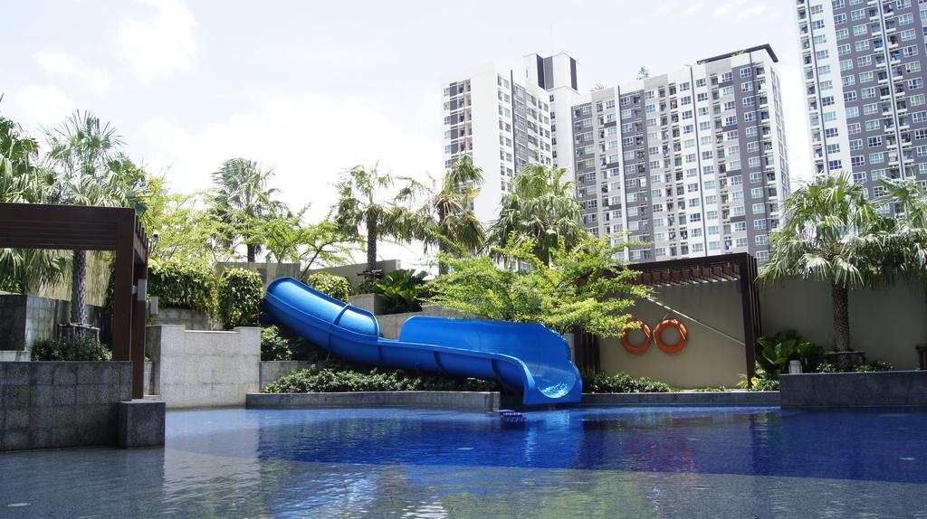 امکانات رفاهی و رستوران های هتل جاسمین گراند رزیدنس بانکوک تایلند
