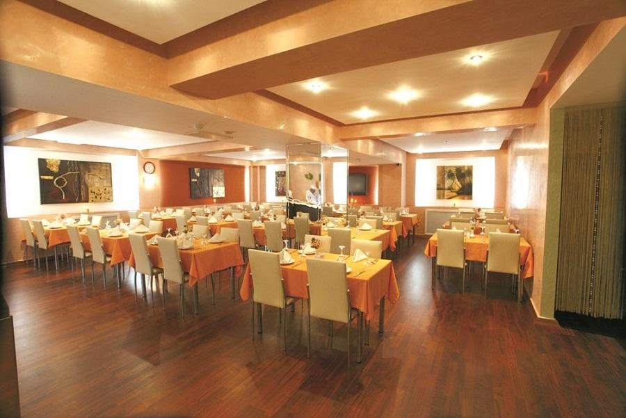 رستوران ها و امکانات رفاهی هتل مارینم استانبول