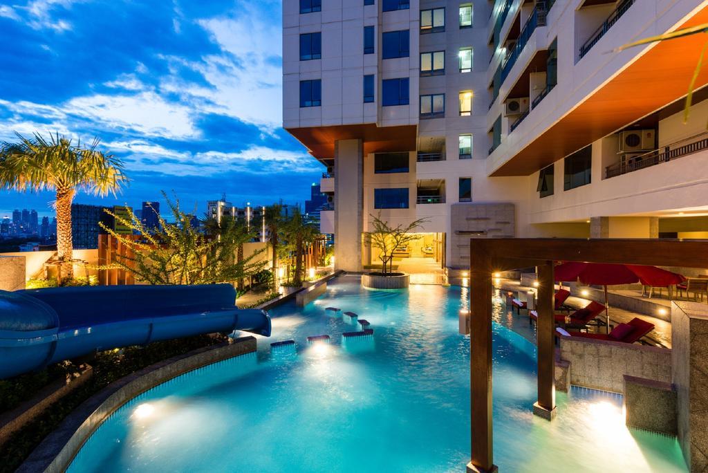 هتل جاسمین گراند رزیدنس بانکوک تایلند