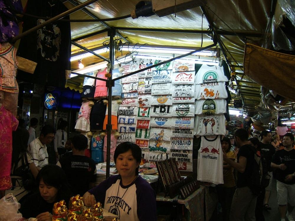 تاریخچه بازار شبانه پات پونگ بانکوک تایلند