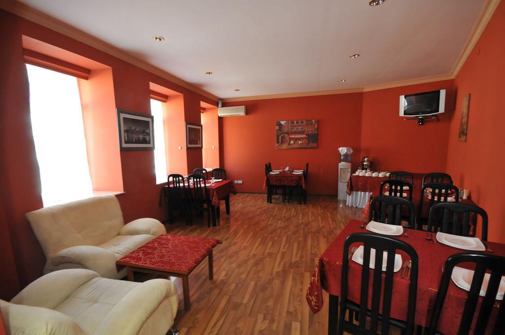 امکانات رفاهی و رستوران های هتل کیچیک گالا باکو