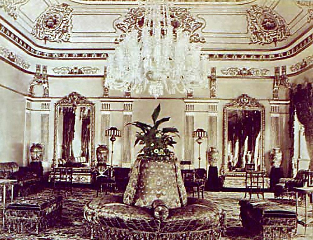 تاریخچه کاخ خدیو در استانبول