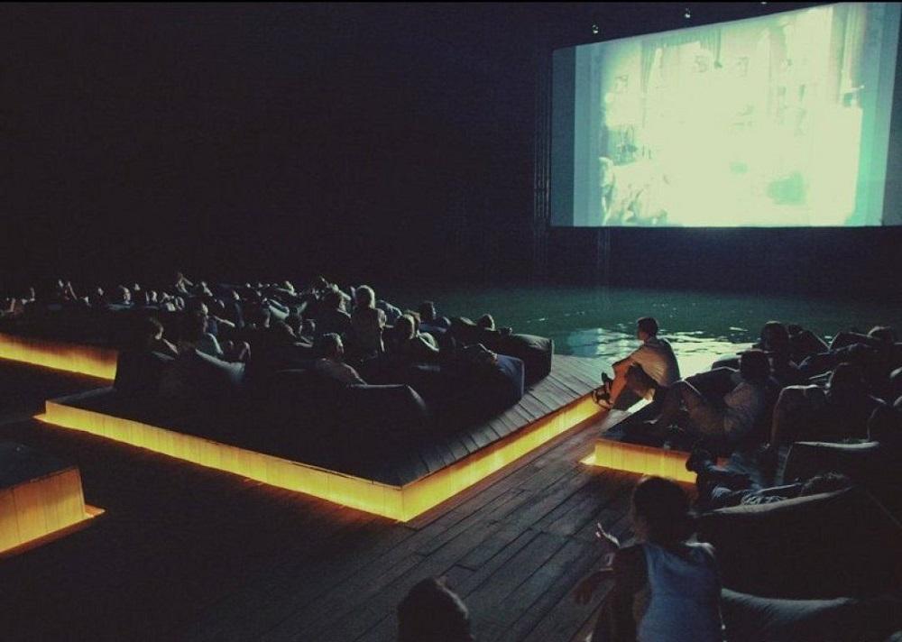 طراحی سینما شناور پوکت تایلند