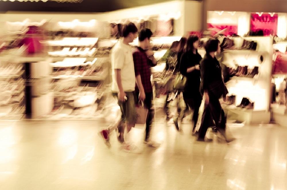 فروشگاه ها و مغازه های مرکز خرید شی مال آنتالیا