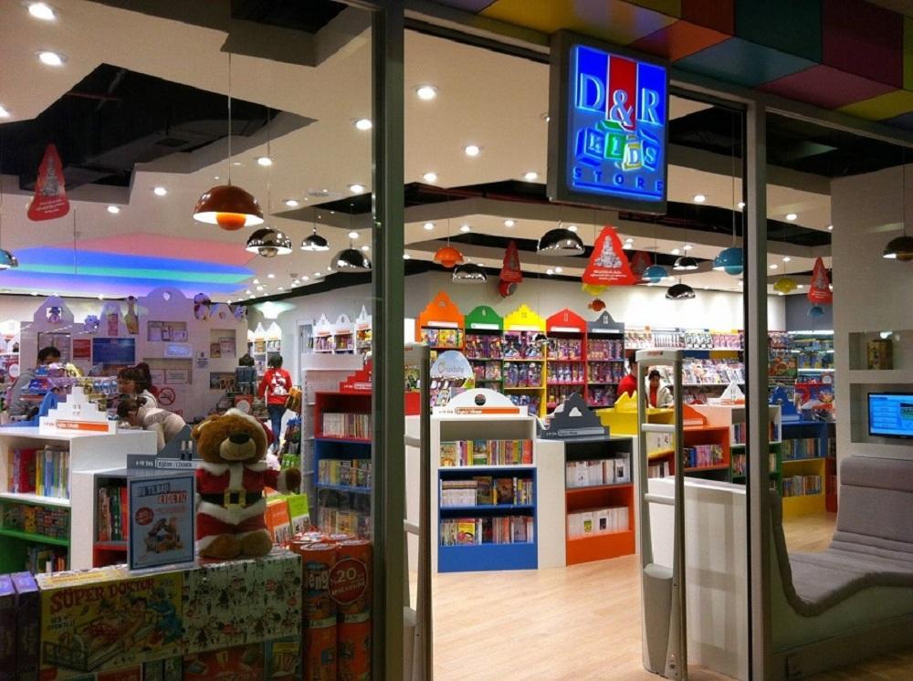 خدمات و امکانات رفاهی مرکز خرید شی مال آنتالیا