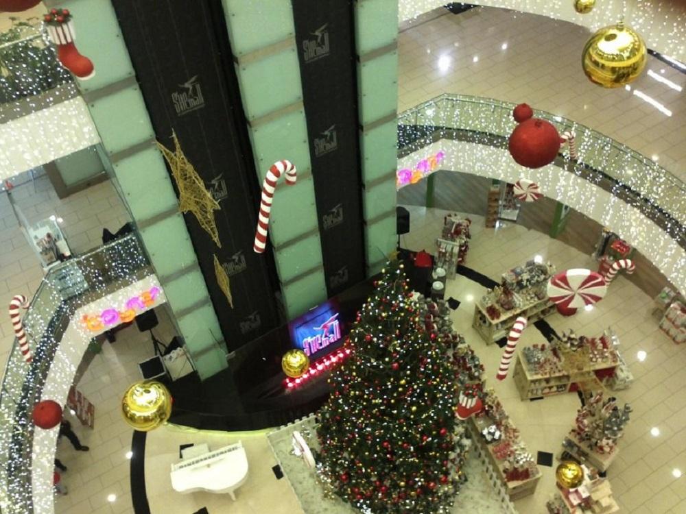 مرکز خرید شی مال آنتالیا
