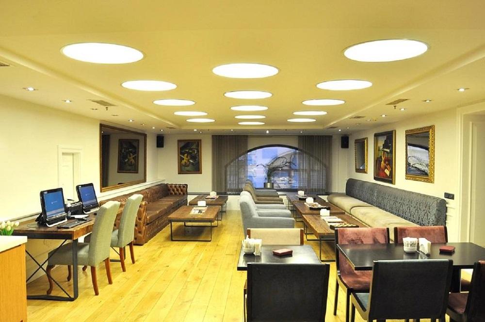 هتل پرا تولیپ استانبول
