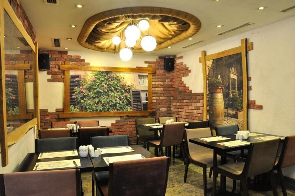 امکانات رفاهی و رستوران های هتل پرا تولیپ استانبول