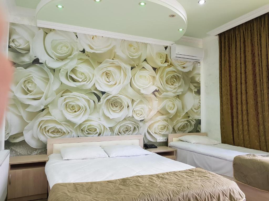 اتاق های هتل رویال پالاس باتومی گرجستان