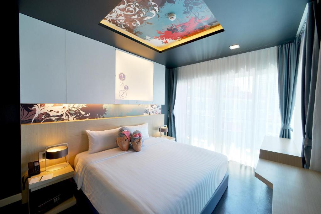 اتاق های هتل اسلیپ ویت می پوکت تایلند