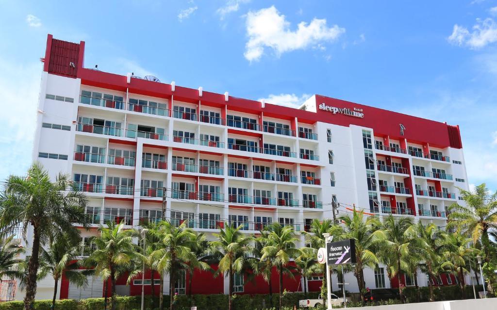 هتل اسلیپ ویت می پوکت تایلند