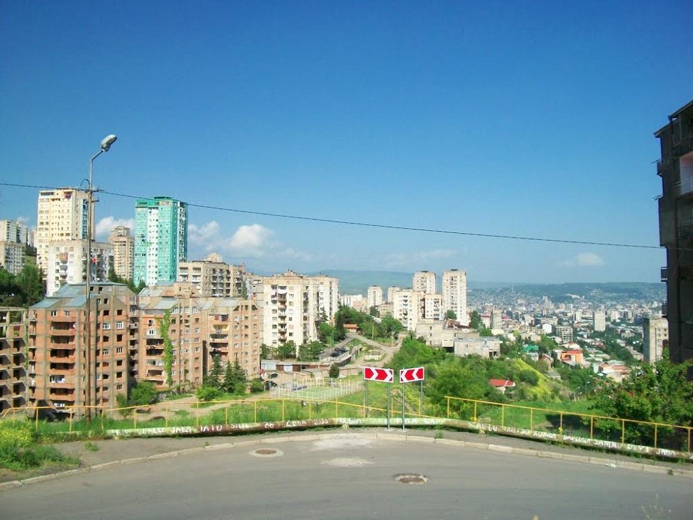 محله سابورتالو تفلیس گرجستان