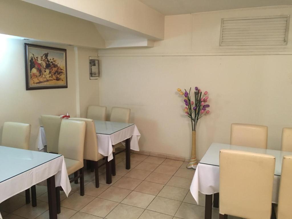رستوران ها و امکانات رفاهی هتل اوران استانبول