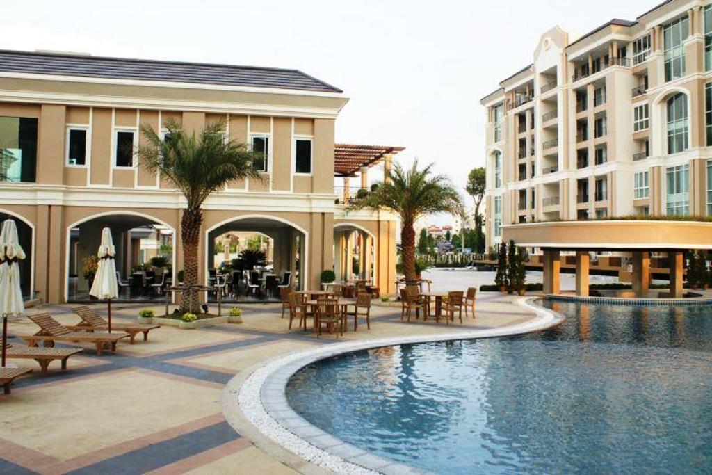هتل ال کی لجند پاتایا تایلند