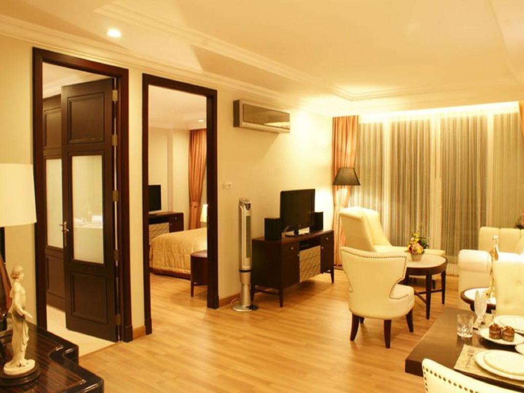 اتاق های هتل ال کی لجند پاتایا تایلند