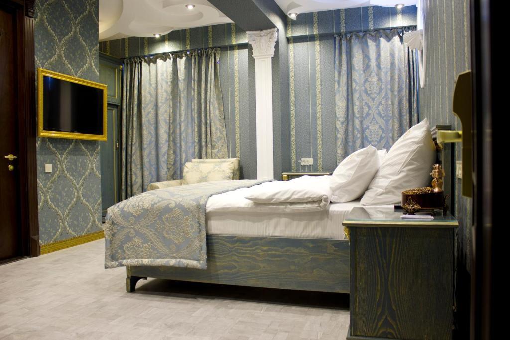 اتاق های هتل نیپول بوتیک تفلیس گرجستان
