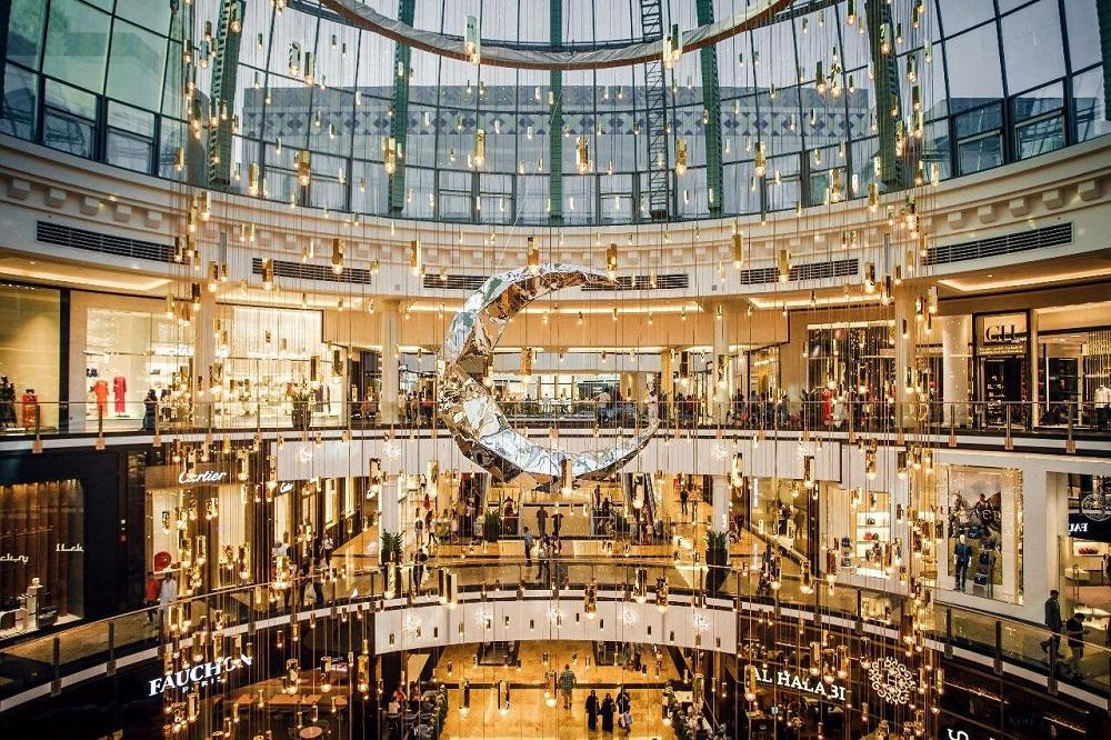 ساعات کاری قسمت های مختلف مرکز خرید دبی مال