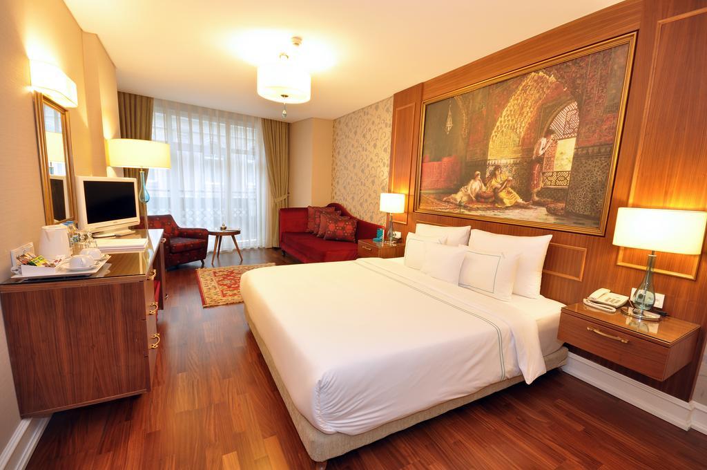 اتاق های هتل نئوریون استانبول