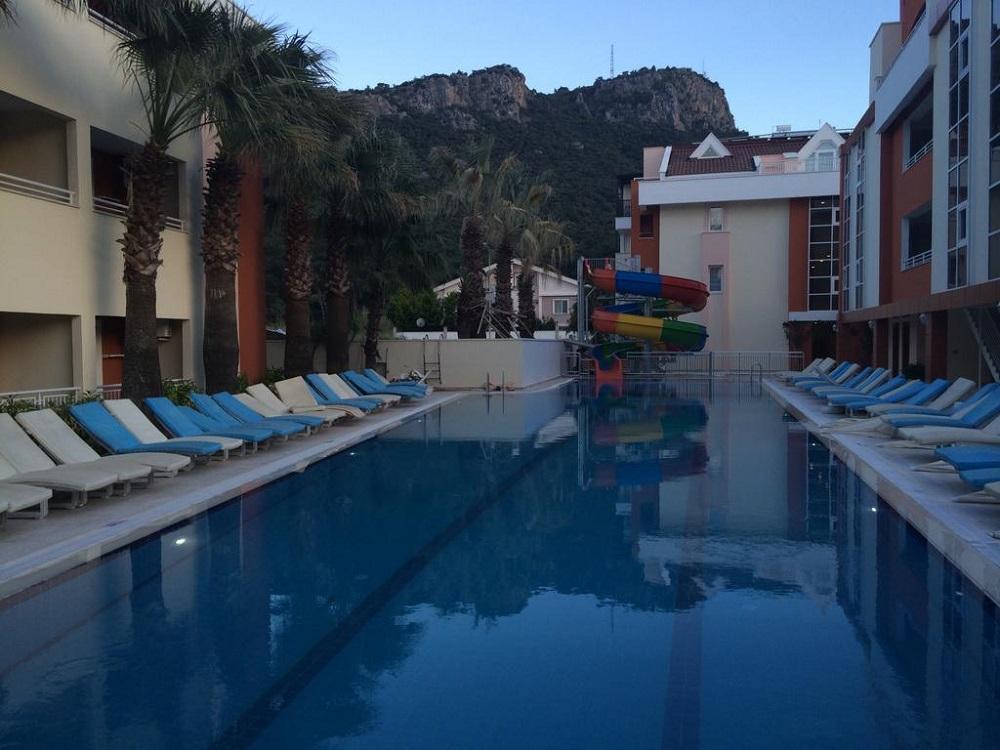هتل ملیسا گاردن آنتالیا