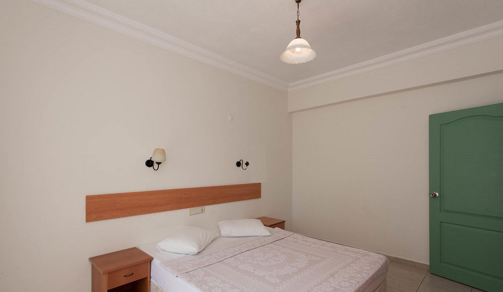 اتاق های هتل ملیسا گاردن آنتالیا