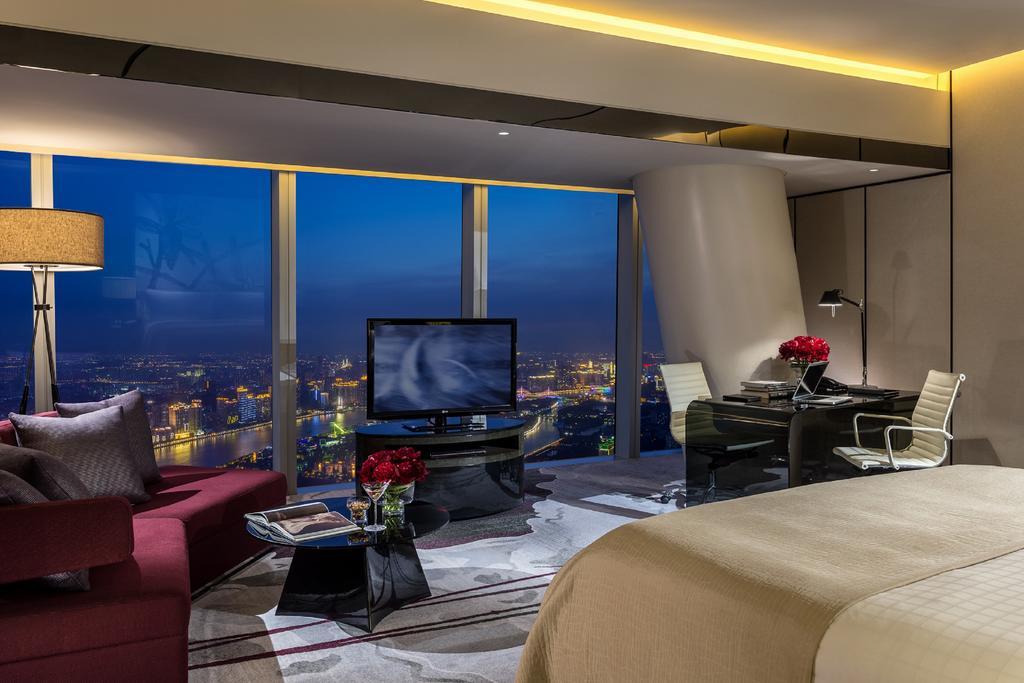 اتاق های هتل فور سیزن گوانجو چین