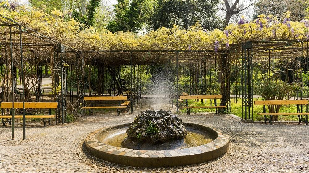 باغ ملی آتن یونان