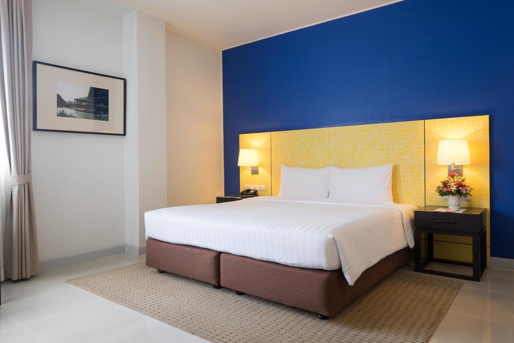 اتاق های هتل لجیسی اکسپرس بانکوک