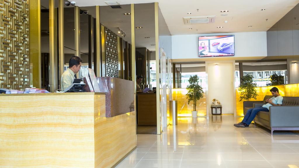 هتل سندپایپر کوالالامپور