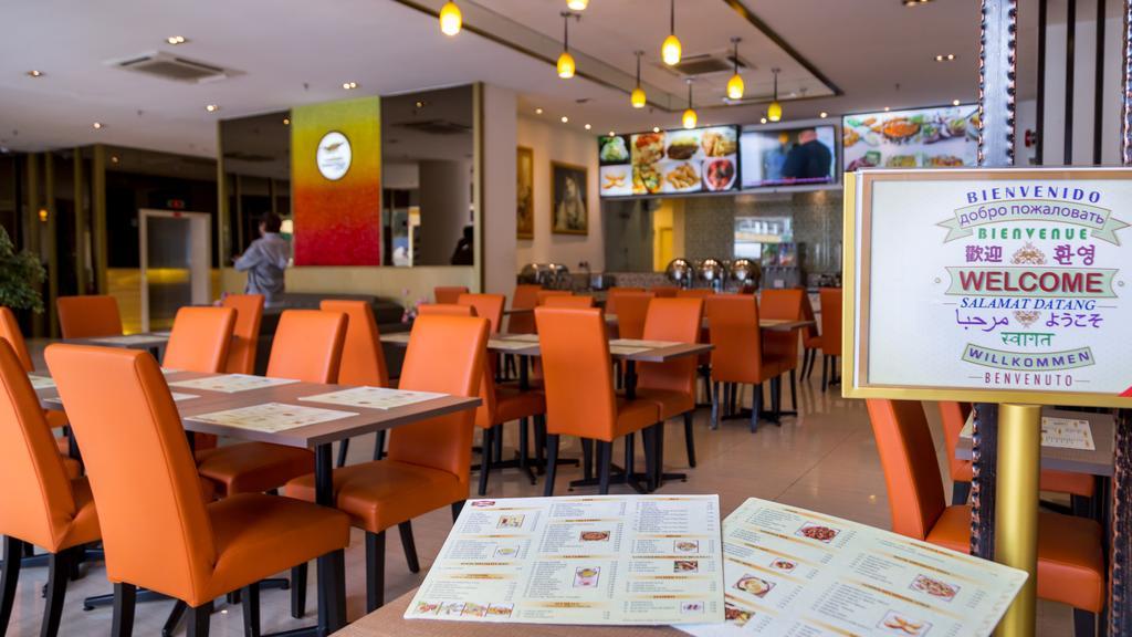 رستوران ها و امکانات رفاهی هتل سندپایپر کوالالامپور