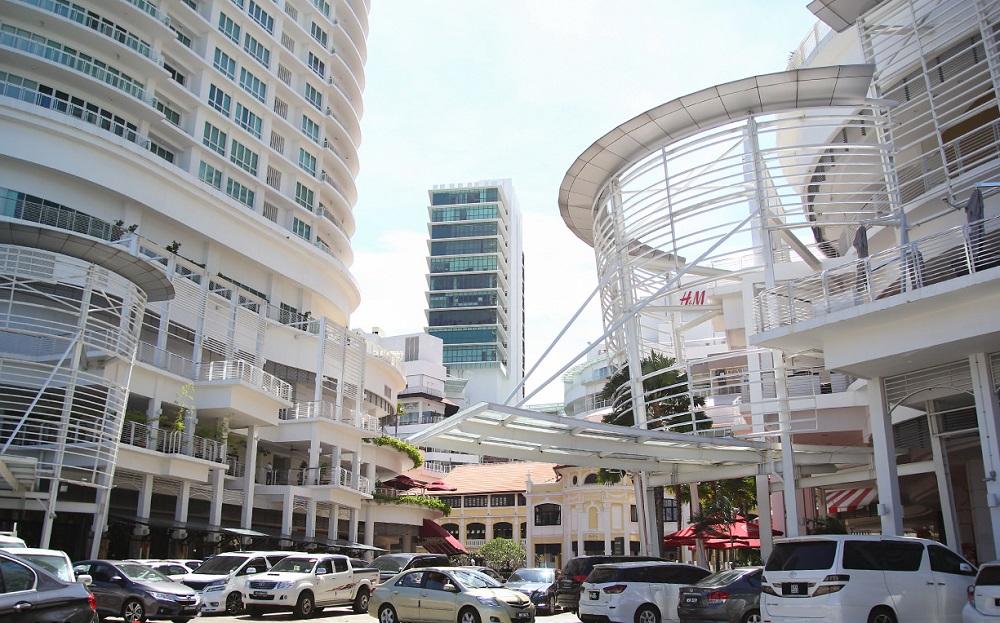 مرکز خرید گرنی پاراگون مالزی