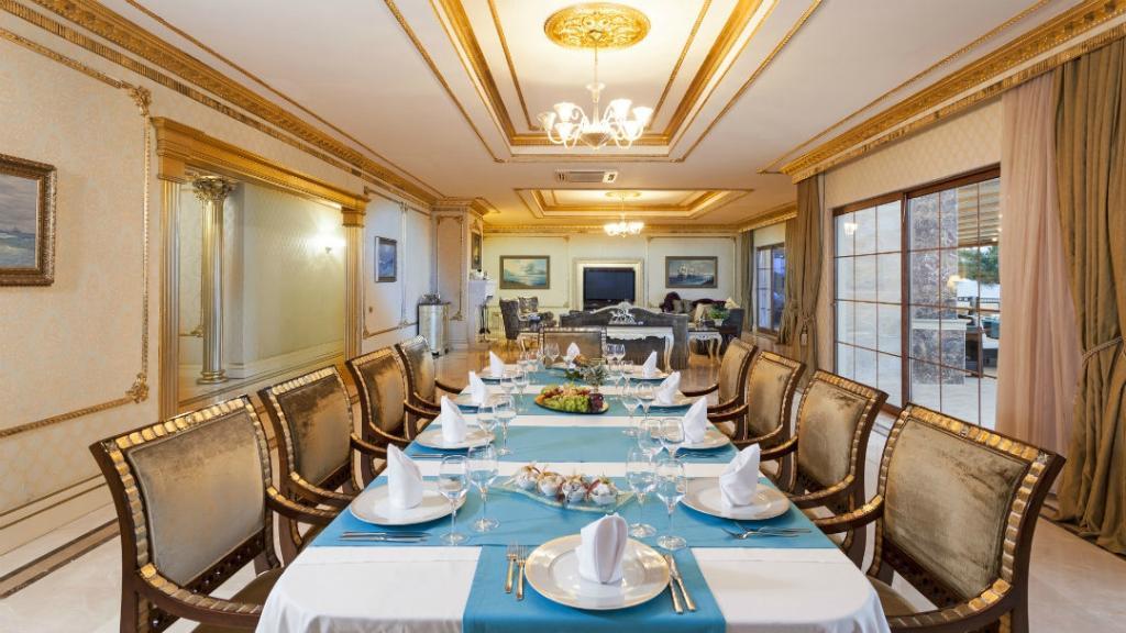 امکانات رفاهی و رستوران های هتل آوانتگارد آنتالیا