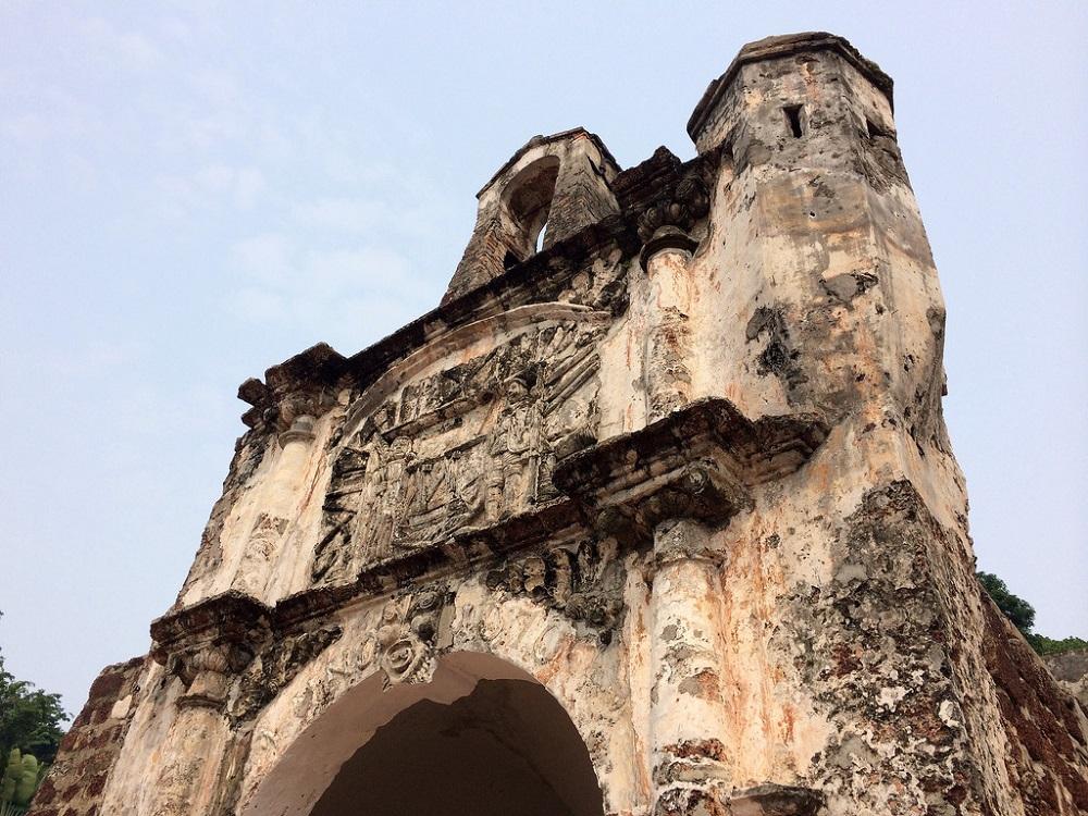 تاریخچه قلعه فورموسا در مالزی
