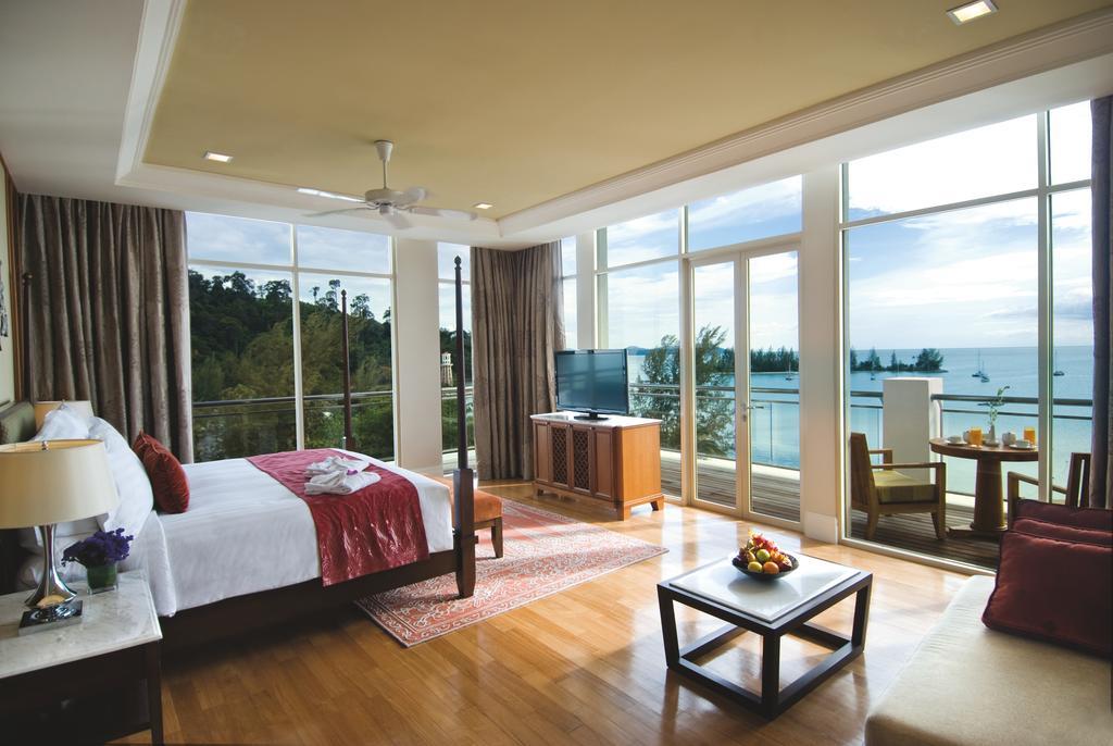 اتاق های هتل دانا لنکاوی مالزی