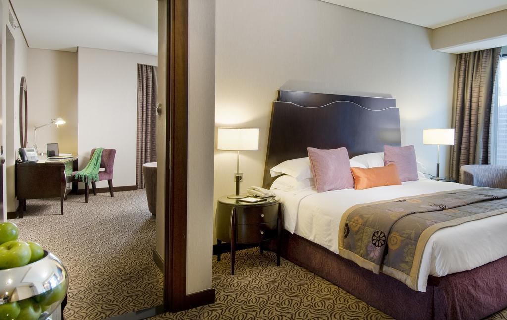 اتاق های هتل رز ریحان رتانا دبی