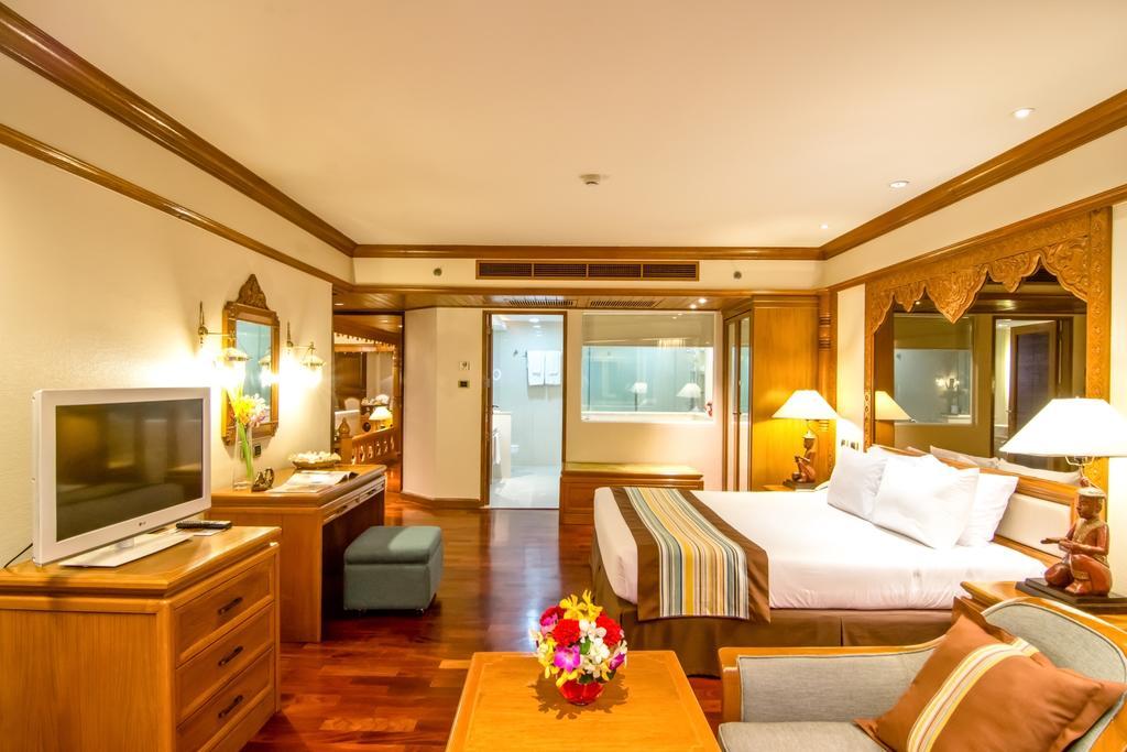 اتاق های هتل رویال کلیف پاتایا royal cliff pattaya