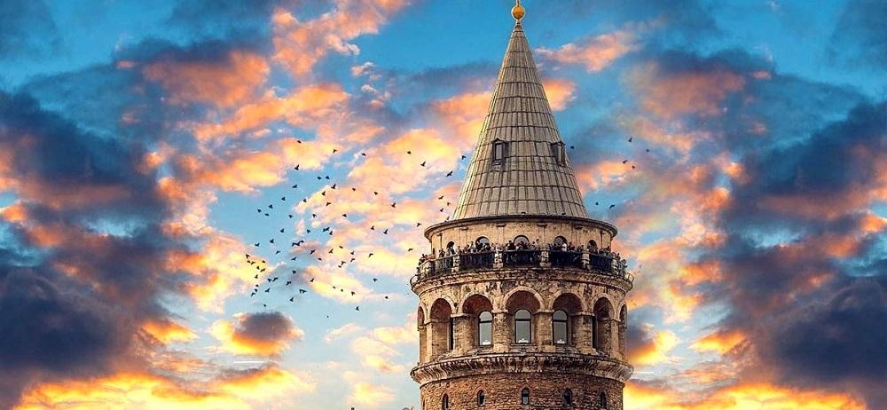 3- برج گالاتا استانبول