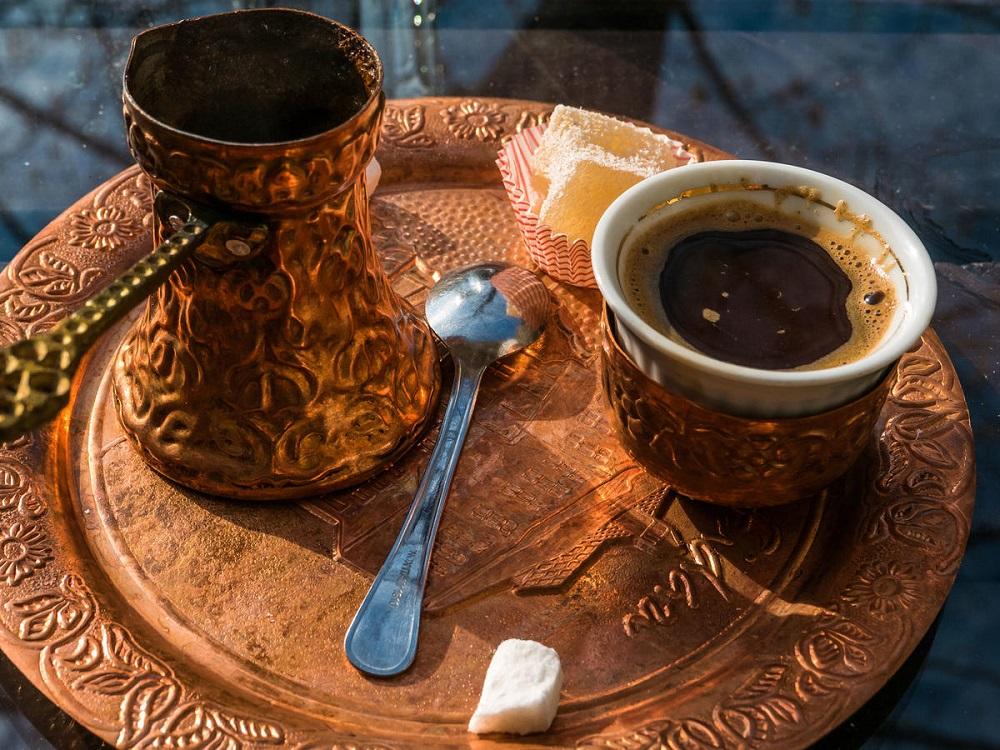 8- قهوه ترک را از دست ندهید
