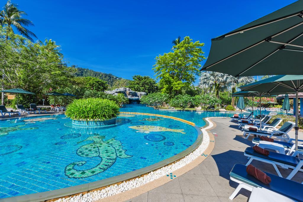 رستوران ها و امکانات رفاهی هتل دوآنجیت پوکت تایلند