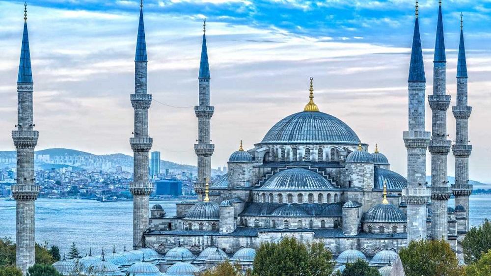 4- مسجد آبی سلطان احمد استانبول