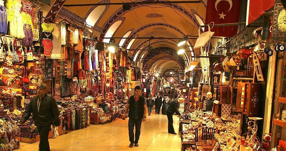 2- بازار بزرگ استانبول