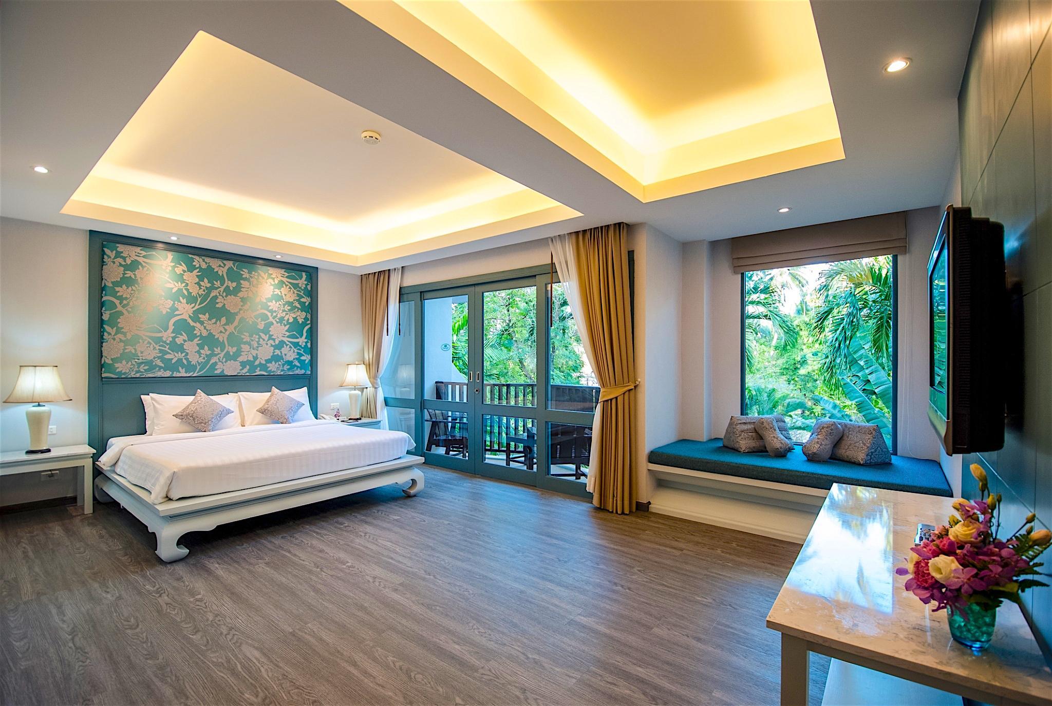 اتاق های هتل دوآنجیت پوکت تایلند