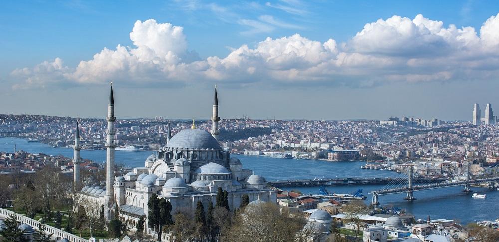 چهار امپراطوری در استانبول