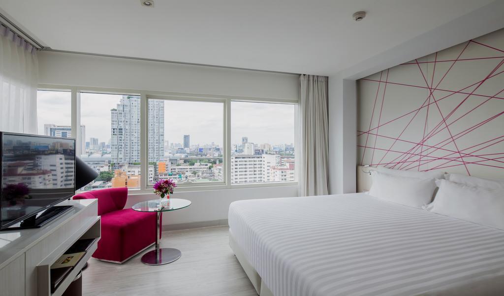 اتاق های هتل سنتارا واتر گیت بانکوک