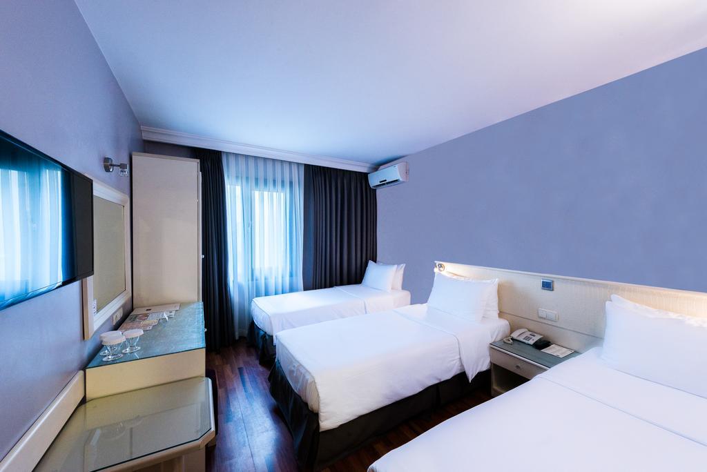 اتاق های هتل آنتیک استانبول