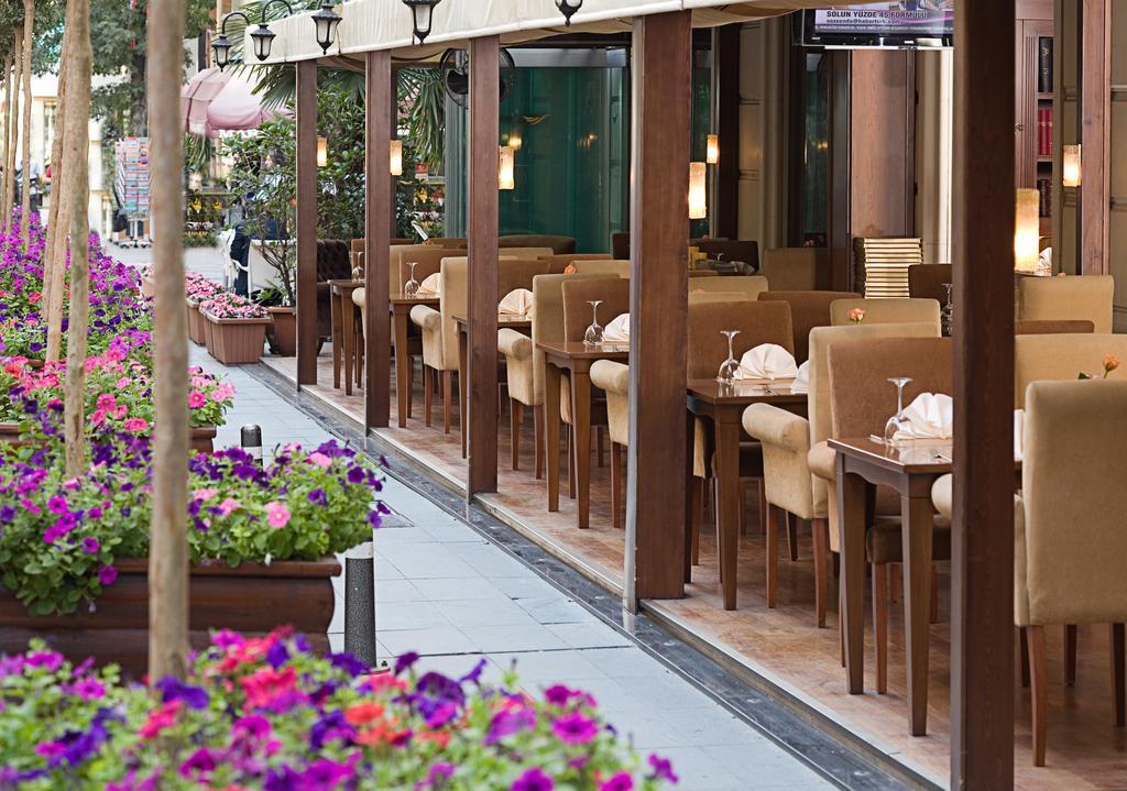 رستوران ها و امکانات رفاهی هتل لارس پارک