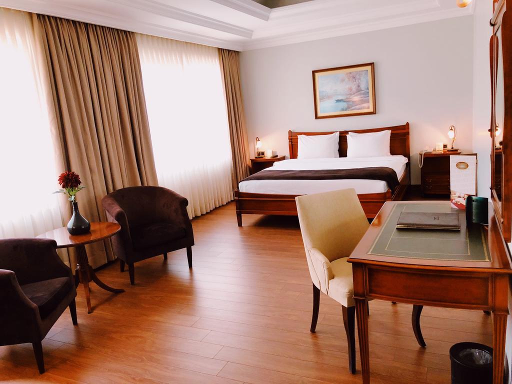 اتاق های هتل لارس پارک