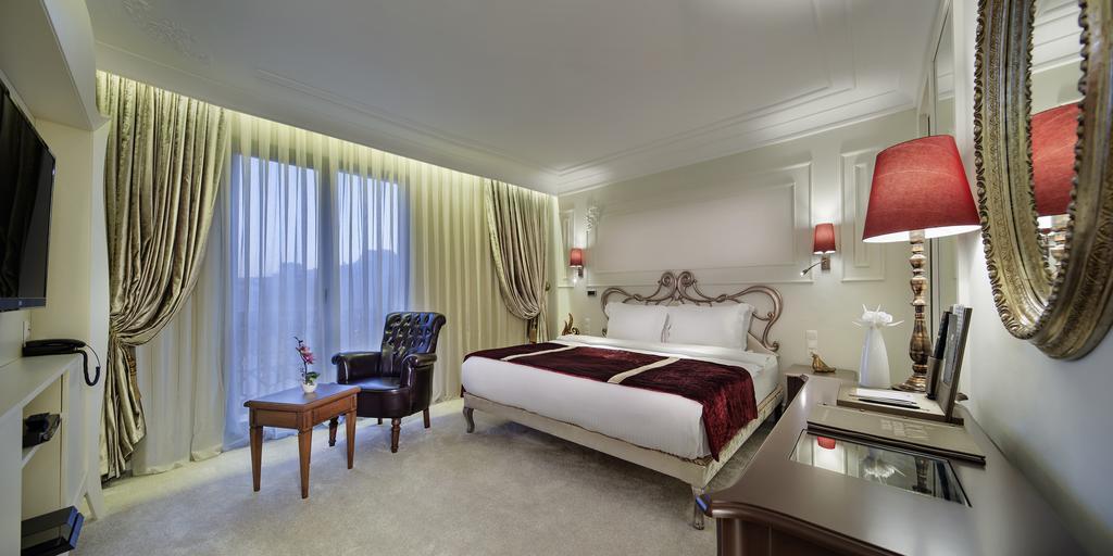 اتاق های هتل آیکون استانبول